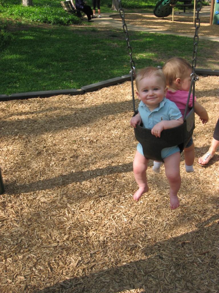 Dallas Moms Blog at Davis Park
