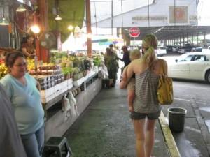 Dallas Moms Blog at Dallas Farmers Market