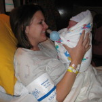 Birth Story: Delivering In A Hospital With Drugs