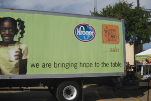 North Texas Food Bank at State Fair