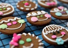 Gingerbread Heads