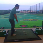 Date Night: Hi-Tech Golfing at TopGolf