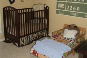 shared boy room