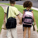 Off to Preschool: The First Backpack
