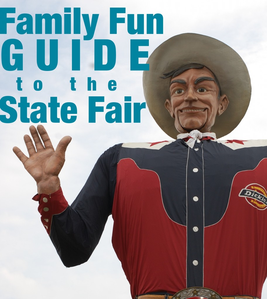 Dallas Moms Blog tips for family fun at the state fair with kids