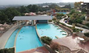 Pools at Lakeway Resort & Spa