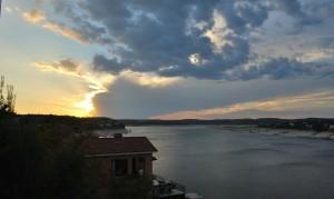 Sunset at Lakeway Resort & Spa