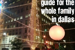holiday fun activities for Christmas in Dallas