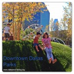 Klyde Warren Park – Downtown Dallas' Newest (and Best) Addition