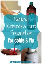 My Favorite Natural Remedies and Prevention