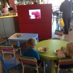 IKEA kids cafeteria area