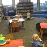 Richardson Library kids' room