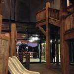 Watermark tree fort play area
