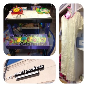 Small Pockets Upscale Children's New & Consignment Plus Maternity
