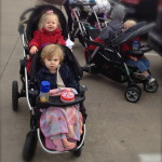 The 4 S's: in defense of the stroller