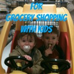 5 Tips for Grocery Shopping With Kids