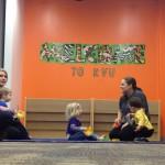 Not ready for preschool? KVU, Jr. is a great option!