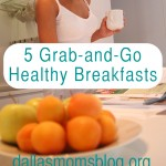 5 Quick Grab-and-Go Breakfasts