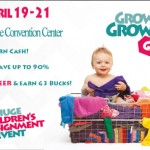 Growing Growing Gone: Consignment Sale $100 Giveaway