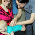 Pediatric Chiropractic Adjustments