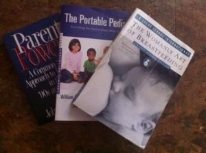 Child-rearing books