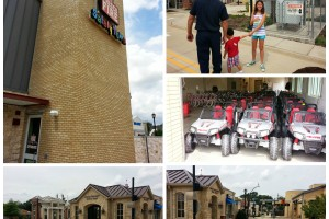 Frisco Fire Safety Town Title
