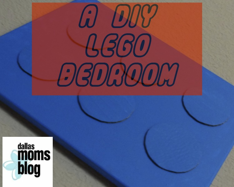 Diy Lego Bedroom Decor