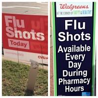 Dallas Moms Blog Flu Shots Pharmacies