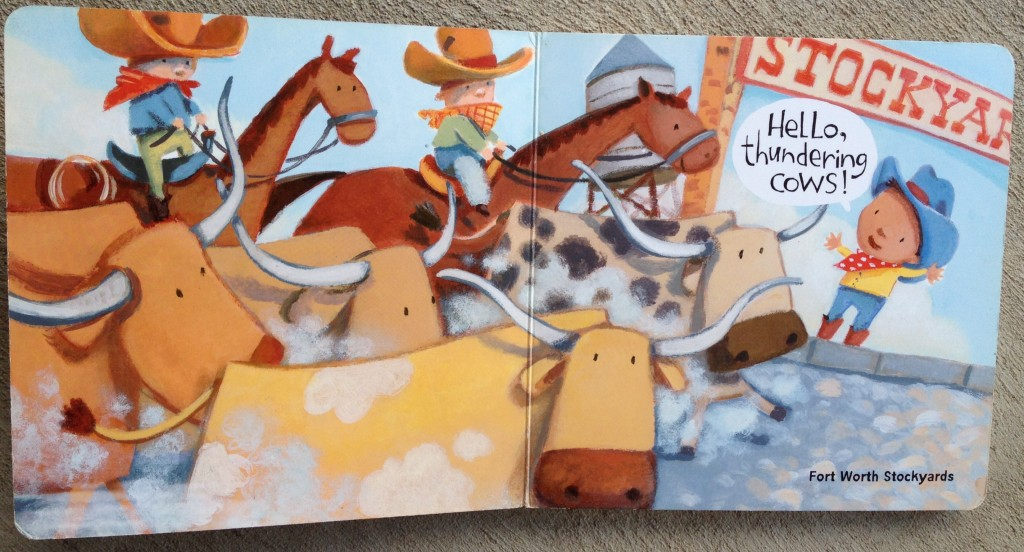 Texas Themed Childrens Books