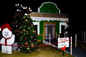 Santa's Village Little House