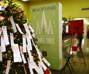 The Salvation Army's Angel Tree at NorthPark Mall