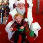 Downtown Neiman's Santa
