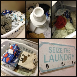 Dallas Moms Blog Housekeeping Tips Laundry