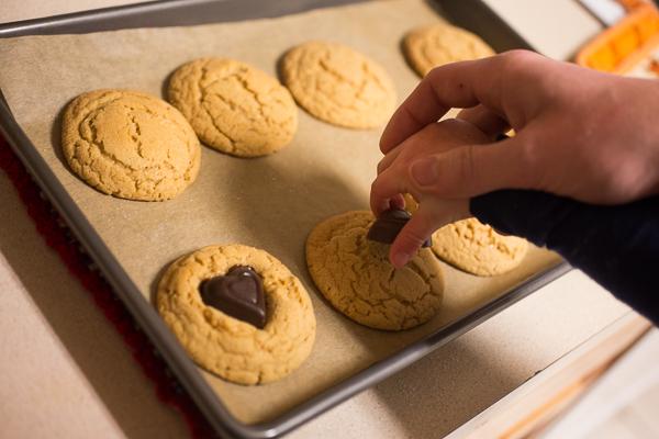 Peanut Butter Heart Cookies-2