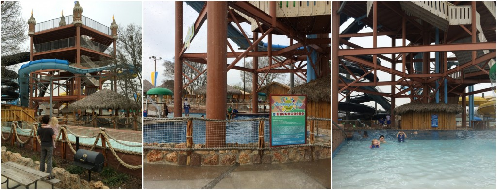 Bamboozle Bay at Schlitterbahn Waterpark & Resort, New Braunfels | Dallas Moms Blog