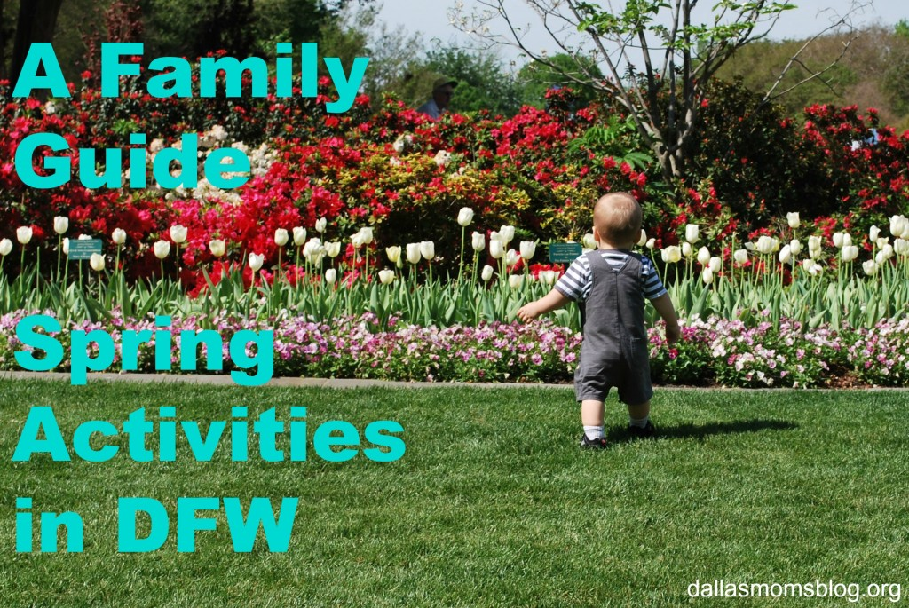 Family Guide to Spring Activities