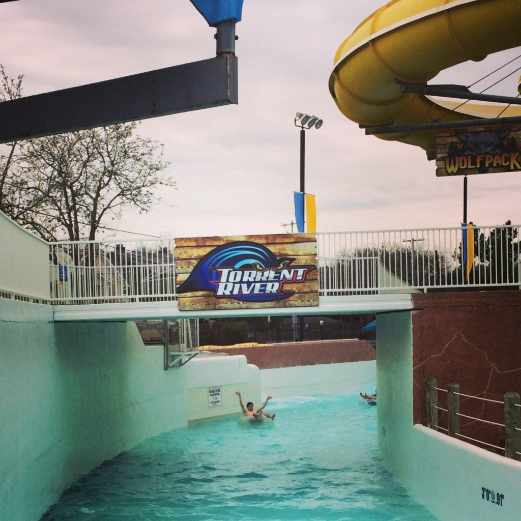 Torrent River Ride Schlitterbahn Waterpark & Resort, New Braunfels | Dallas Moms Blog