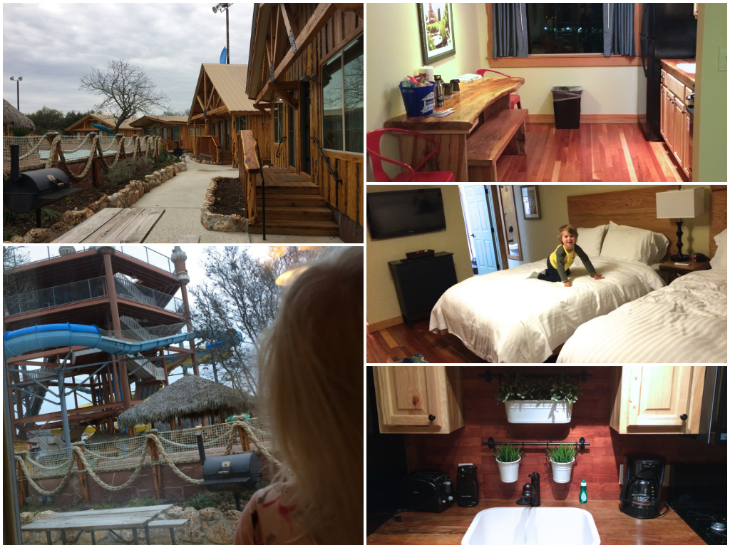 Riverbend Cabins Schlitterbahn Waterpark & Resort, New Braunfels | Dallas Moms Blog