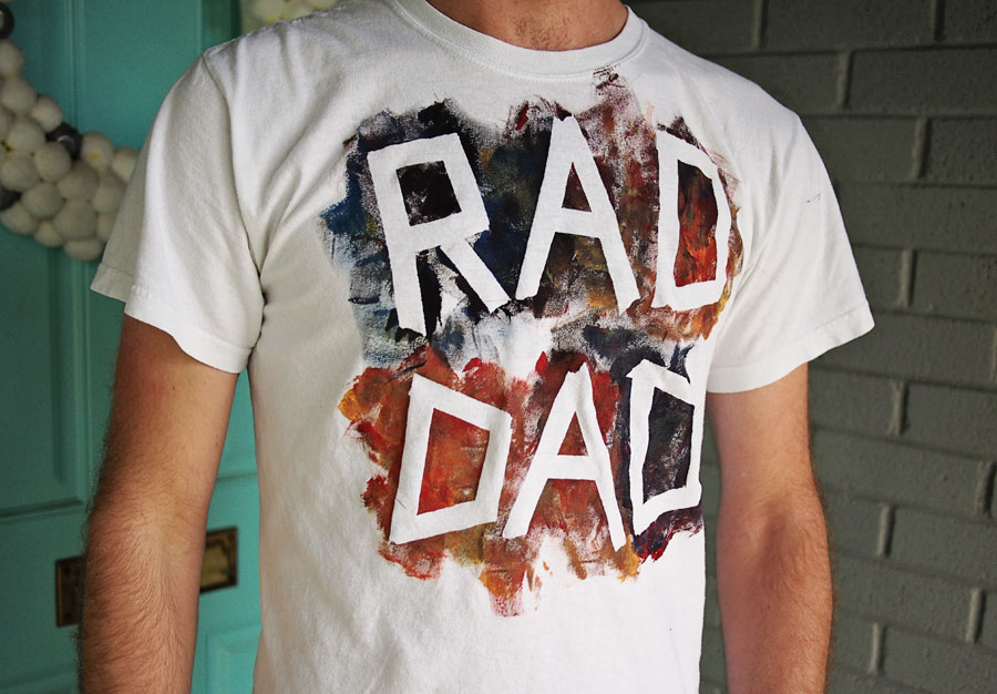 father's-Day-DIY-Tee