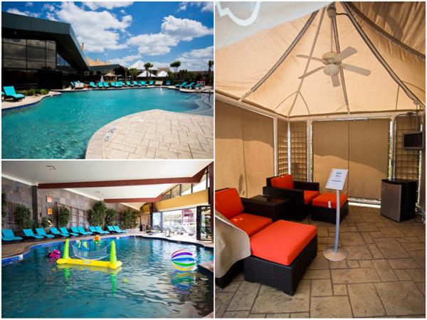 Choctaw Resort Oasis Kid Pool