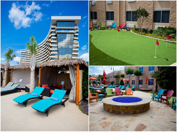 Family Friendly Options At Choctaw Casino Resort Oasis Pool