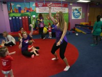 Huggies Little Movers MY GYM Class Takeovers