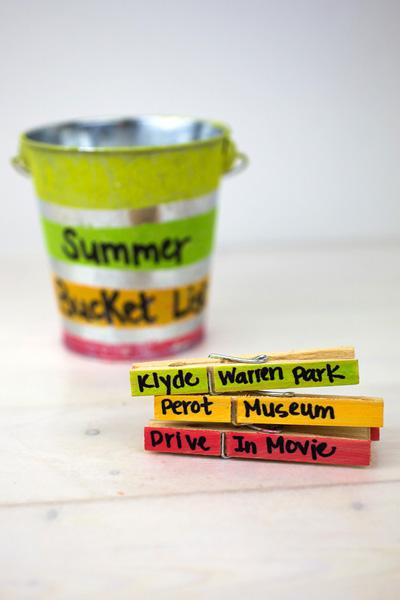 Summer Bucket List-7