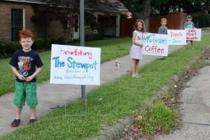 Dallas Moms Blog Raising Generous Kids 3