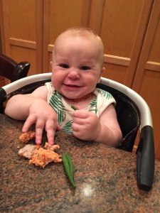 Baby Lead Weaning 1