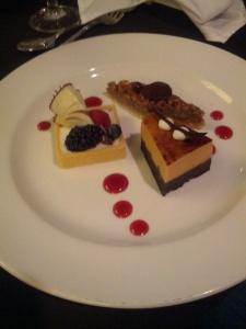 Woodlands Resort Desserts