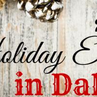 Holiday Events Slider