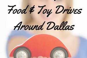 Holiday Food & Toy Drives