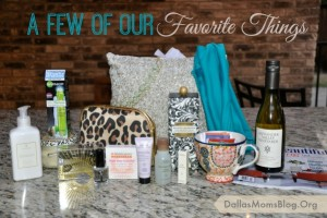 Favorite Things Party Dallas Moms Blog