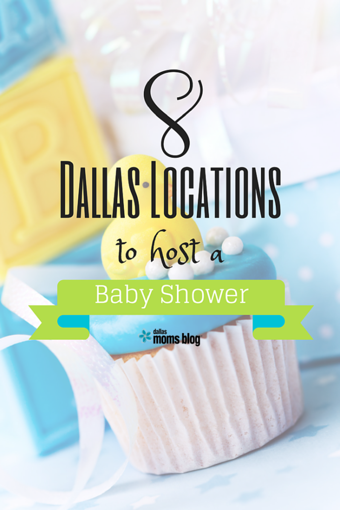places to host a baby shower in dallas